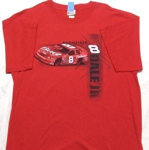 Chase Authentics Tee Shirt Dale Jr VINTAGE size XL